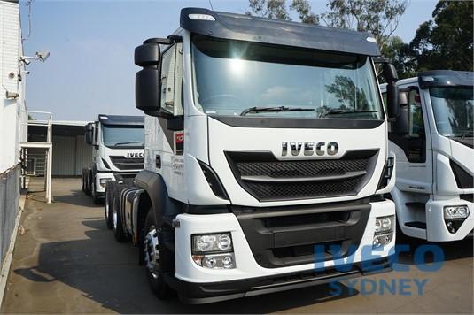 2018 Iveco Stralis Iveco Sydney - Trucks for Sale