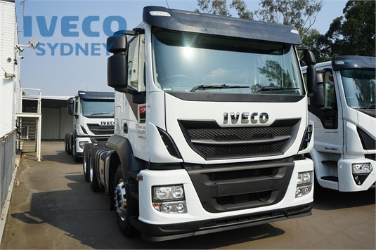 2018 Iveco Stralis Iveco Sydney - Trucks for Sale