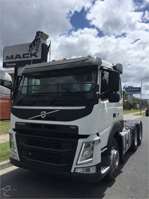 2014 Volvo FM450 - Trucks for Sale