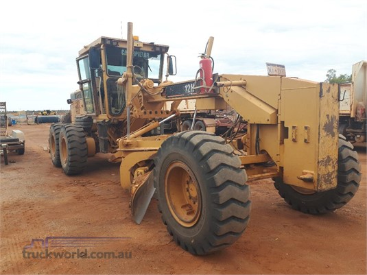 2007 Caterpillar 12H Delco Equipment Pty Ltd  - Heavy Machinery for Sale
