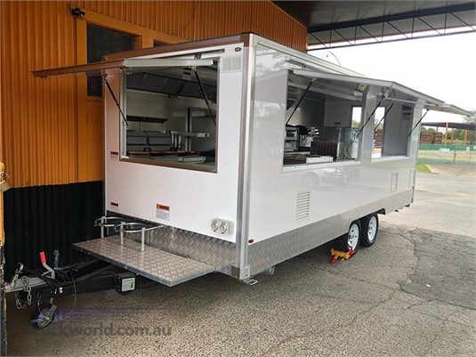 2019 FOOD TRAILER KING Other - Trailers for Sale