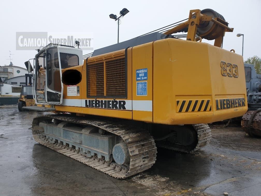 Liebherr HS833HD Usato 2002