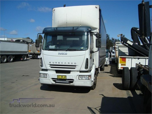 2005 Iveco Eurocargo ML160 - Trucks for Sale
