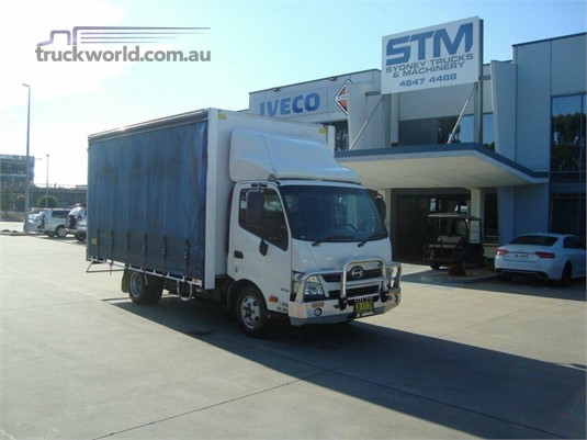 2016 Hino 300 Series 616 - Trucks for Sale