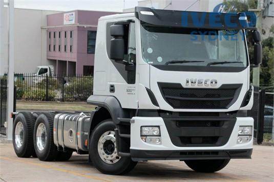2019 Iveco Stralis Iveco Sydney - Trucks for Sale