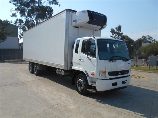 2013 Mitsubishi Fighter 14 City Hino - Trucks for Sale