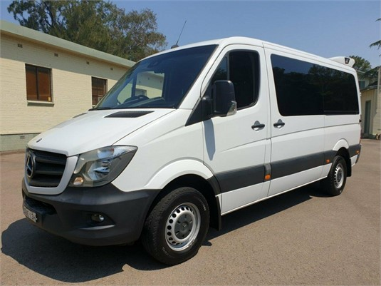 2016 Mercedes Benz Sprinter 906 MY14 316 Cdi Mwb - Light Commercial for Sale