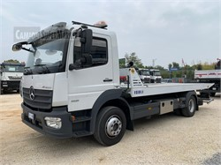 MERCEDES-BENZ ATEGO 1521  Nowy