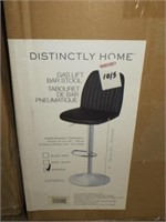 DISTINCTLY HOME GAS LIFT BAR STOOL -