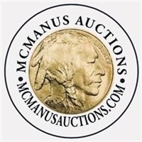 ONLINE AUCTIONS WEEKLY AT MCMANUSAUCTIONS.COM