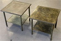 Philip & Kelvin LaVerne, Two End Tables