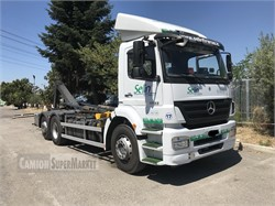 MERCEDES-BENZ AXOR 2533  used