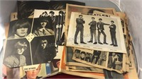 Large Rock and Roll Scrapbook Collection Photos