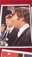 Collection of Beatles Cards In Color