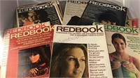 1960's Redbook and Ladies Home Journal Magazines