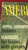 1960's American Girl Magazine and other Fashion