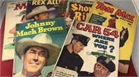 Collection of Vintage Comics and 1965 Mad