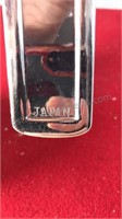 Giant Size Zippo Style Lighter Made In Japan