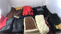 Collection of Ladies Casual Winter Gloves and
