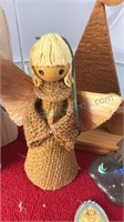 Collection of Christmas Angel Nativity Scenes and