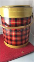 Vintage Hamilton Scotch Cooler Metal Can Cooler 4