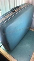 "Vintage Samsonite Hard Sided Suitcase 25x20x7"""