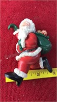 "7pc Decorative Christmas Ladder Set 16"" Tall As"
