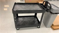 "Rubbermaid Cart 44""x25"""