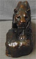 Isidore Jules Bonheur  (1827 - 1901) Bronze.
