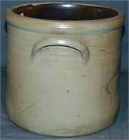 Stoneware Crock. Brown Brothers Huntington NY.