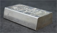 .999 Fine Silver 50 Troy Ounces Silver Bar
