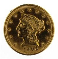 November 6th - Fine Jewelry & Antique Coin Auction
