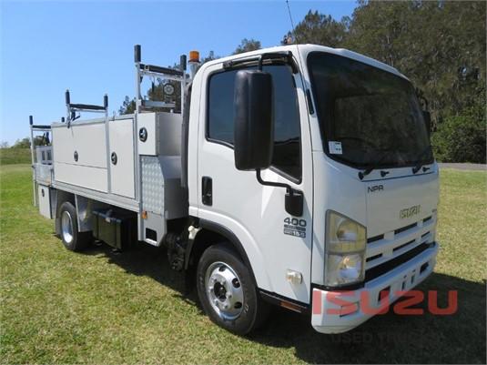 2012 Isuzu NPR 400 Medium Used Isuzu Trucks - Trucks for Sale