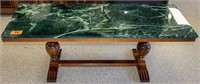 Furniture Marble Top Coffee Table