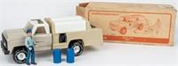 Vintage 1970's Tonka Chevron Tanker #3166 in Box