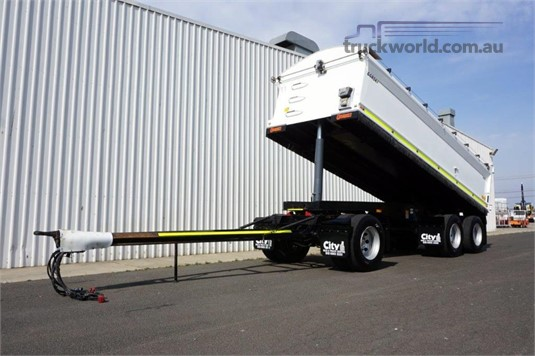 2017 Gorski Super Dog Tipper Trailer - Trailers for Sale