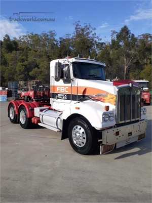 2004 Kenworth T404SAR - Trucks for Sale