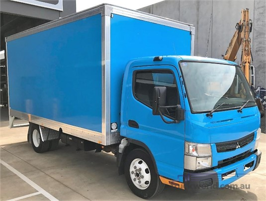 2012 Mitsubishi Canter - Wrecking for Sale