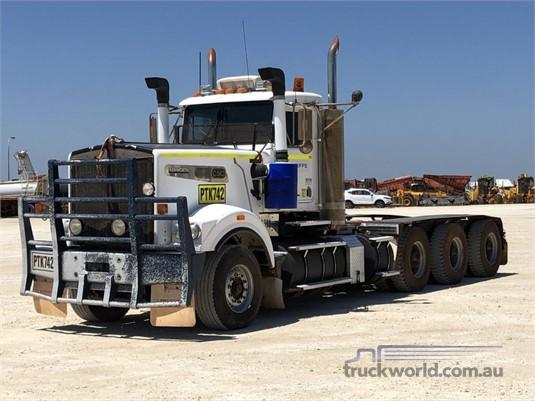 2011 Kenworth C510 - Trucks for Sale