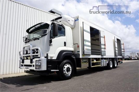 2015 Isuzu FXL 1500 - Trucks for Sale