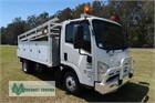 2010 Isuzu NPR 200 AMT Service Vehicle