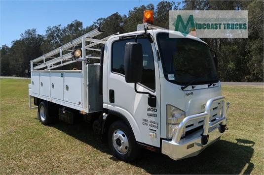 2010 Isuzu NPR 200 AMT Midcoast Trucks - Trucks for Sale