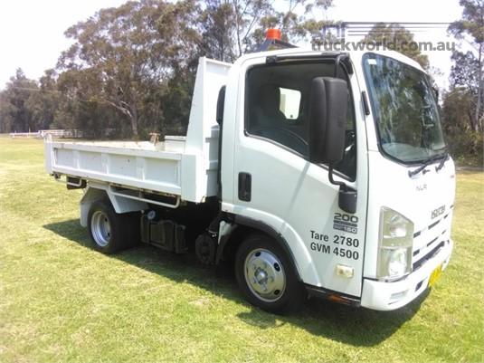 2010 Isuzu NLR 200 Hills Truck Sales - Trucks for Sale