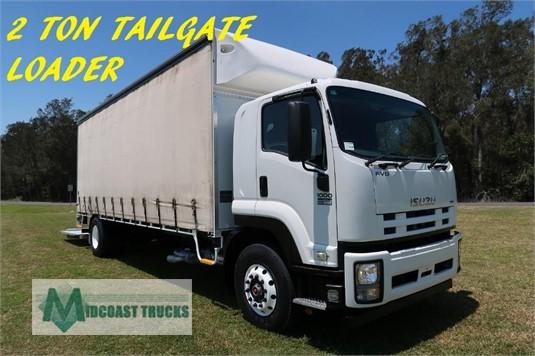 2015 Isuzu FVD 1000 Long Midcoast Trucks - Trucks for Sale