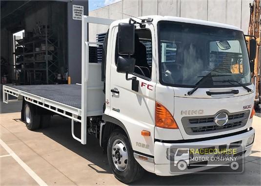 2015 Hino FC Racecourse Motor Company  - Trucks for Sale