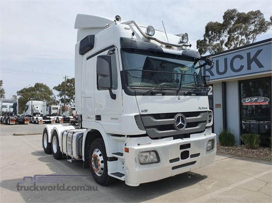 2014 Mercedes Benz Actros 2660 - Trucks for Sale
