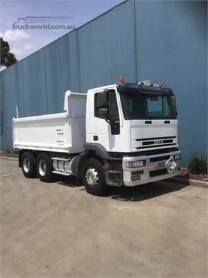 2004 Iveco Eurotech MP4300 Hume Highway Truck Sales - Trucks for Sale