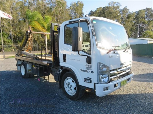 2014 Isuzu NQR450 - Trucks for Sale