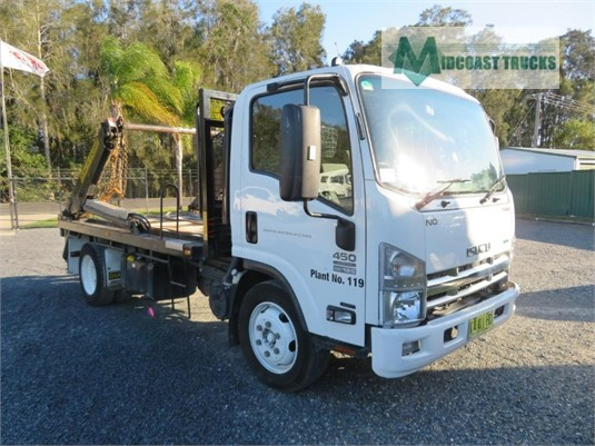2014 Isuzu NQR450 Midcoast Trucks - Trucks for Sale