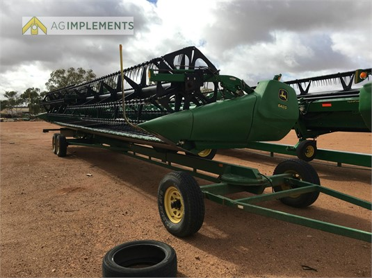 2012 John Deere 640D Ag Implements - Farm Machinery for Sale